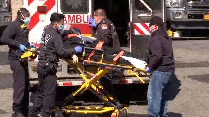 Крупное ДТП в США: 30 пострадавших