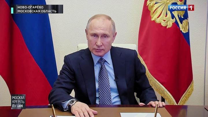 Важные детали из Кремля: как принималось решение о нерабочих днях