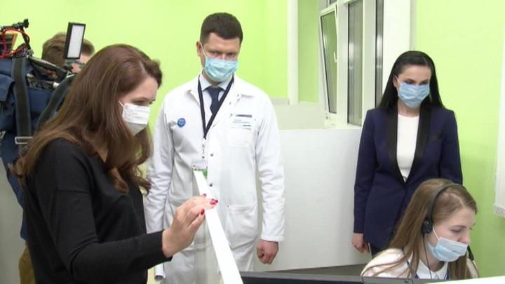 Анастасия Ракова: в Москве нет необходимости ужесточать противовирусные меры