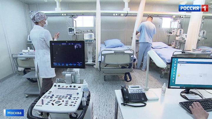 Столичная больница имени Семашко готова принять пациентов с коронавирусом