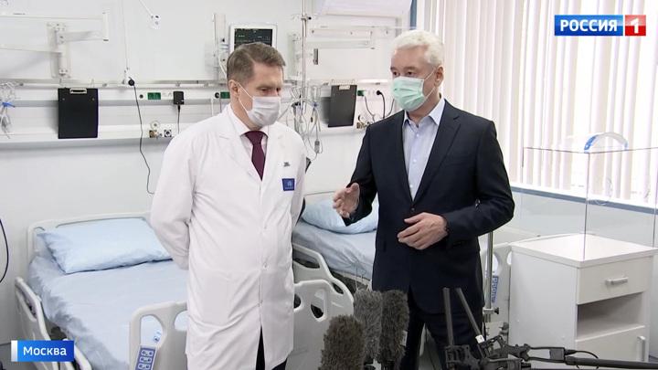 Еще две столичных больницы оборудуют для приема пациентов с коронавирусом