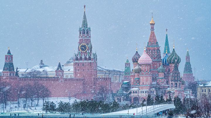 Рекордный снегопад обрушится на Москву