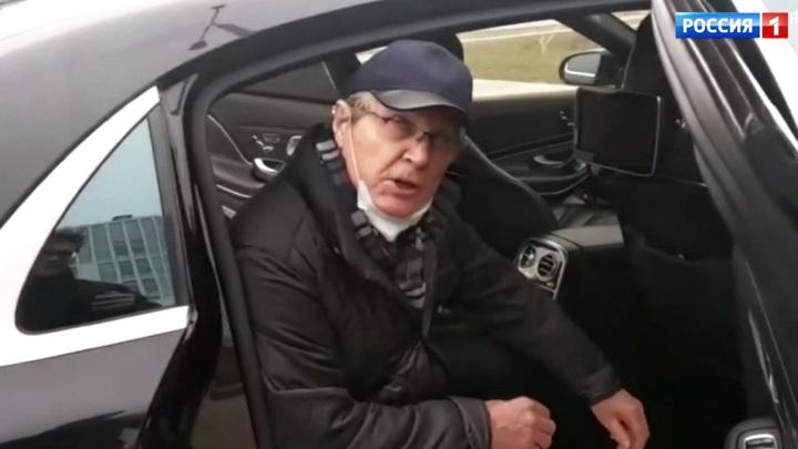 Лев Лещенко вернулся из больницы домой