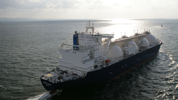 Россия впервые обогнала США по объемам поставок СПГ в Европу