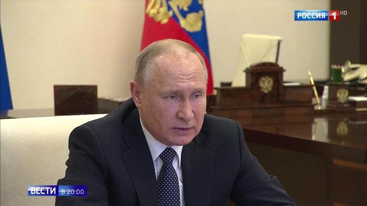 Непростая, но не безнадежная ситуация: Путин выслушал рекомендации вирусологов
