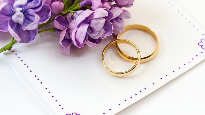 Более 33 тысяч столичных молодожёнов заключили брак летом 2021 года