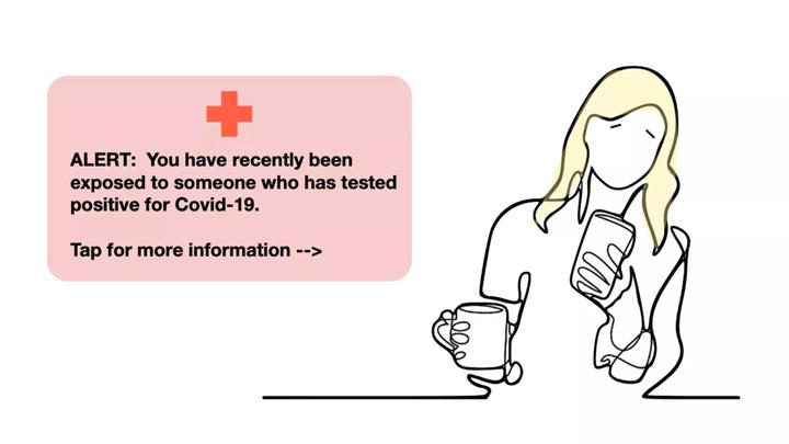 Android и iOS начнут предупреждать о контакте с заболевшими коронавирусом
