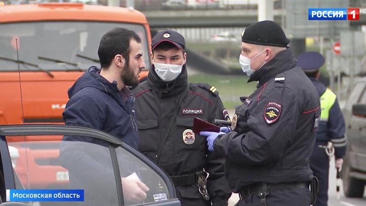 Проверки на дорогах: столица готовится к введению пропускного режима