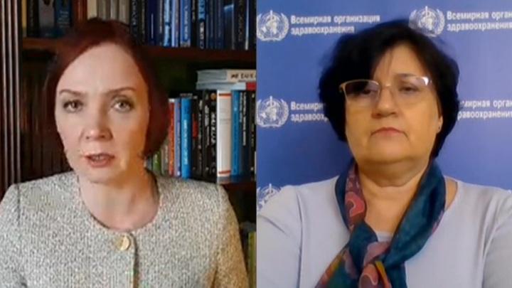 """Мнение"": Мелита Вуйнович о текущей фазе коронавируса"