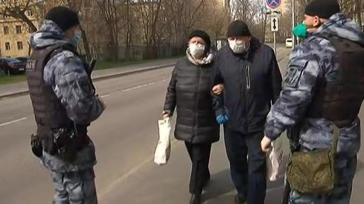 В России растет заболеваемость COVID-19