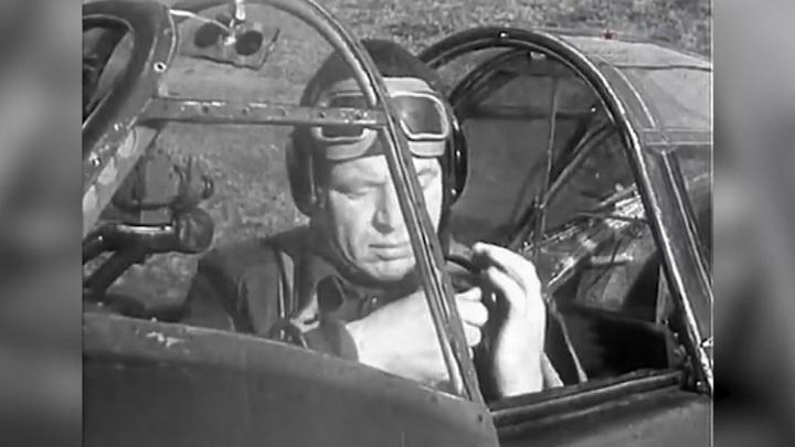 Подвиг Павла Гончара, воздушное сражение на Кубани, нота правительству Болгарии