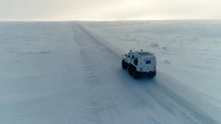 Дороги Тундры. Специальный репортаж Алексея Михалева
