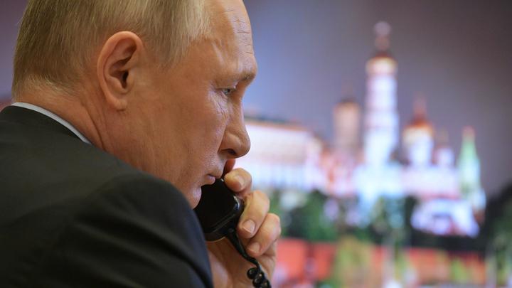 Звонил Байден: Кремль уточнил детали беседы президентов