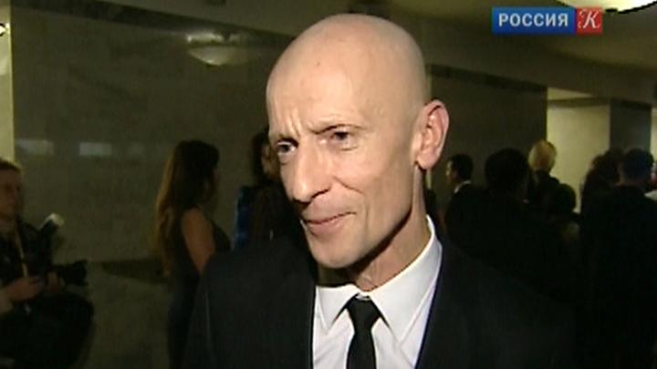 Антон Адасинский провёл семинар по собственной системе актерского мастерства