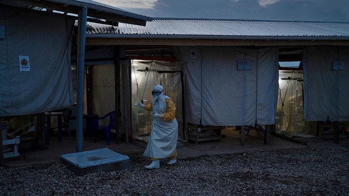 Стало известно о новой смерти от Эболы