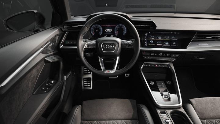 Audi A3 отзываются из-за проблем с подушками безопасности