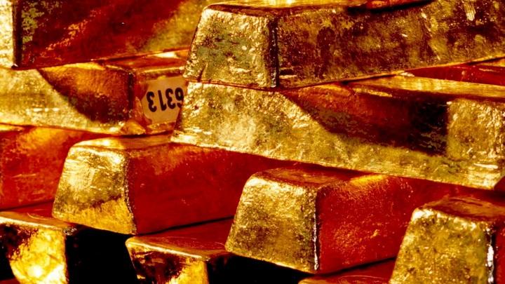 Дорогое золото за неделю пополнило казну России на 9 миллиардов долларов