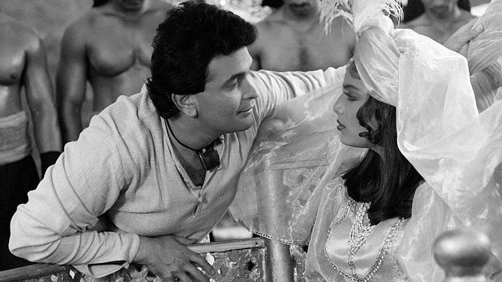 Ушел из жизни индийский актер Риши Капур