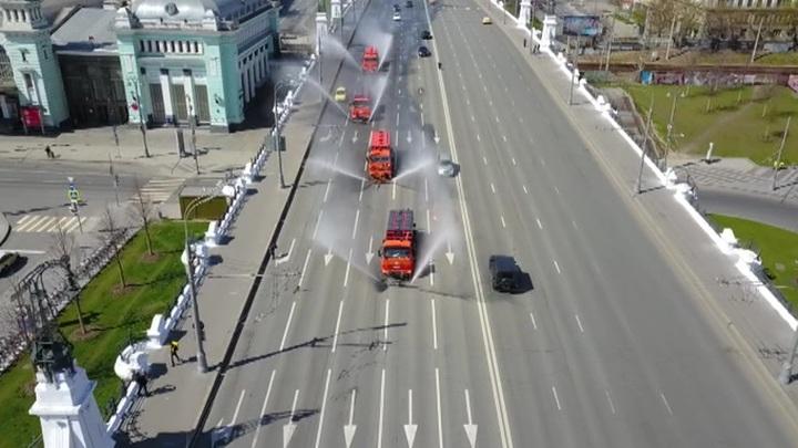 "Программа ""Факты"" от 1 мая 2020 года (19:00)"