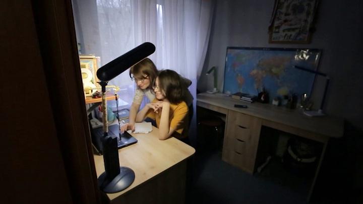 Школьный дистант. Специальный репортаж Екатерины Сандерс