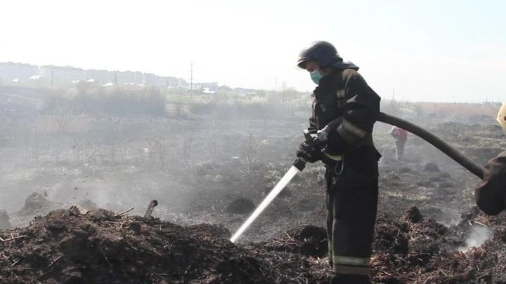 В Забайкалье на тушение отправили парашютистов-пожарных