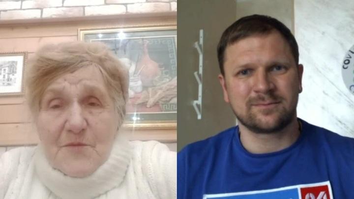 Основатель волонтерского фонда Галина Яковлева: я помогаю тем, кто не ходит в магазины