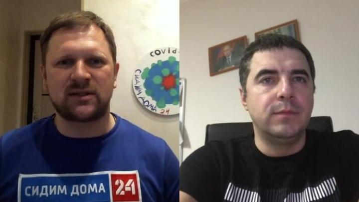 Алексей Эрк о коронавирусе в Тульской области