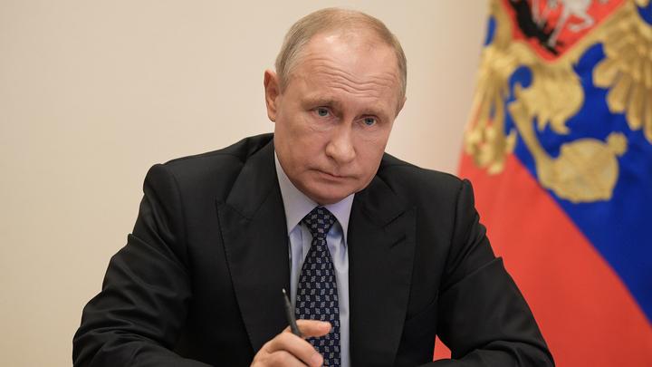 """""""Круг добра"""": Путин подписал указ о создании фонда для поддержки тяжелобольных детей"""