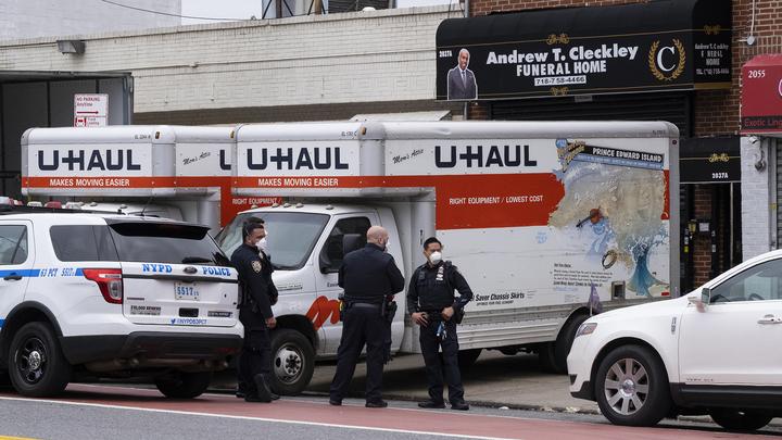 В центре Нью-Йорка прогремела стрельба: ранены женщина и ребенок