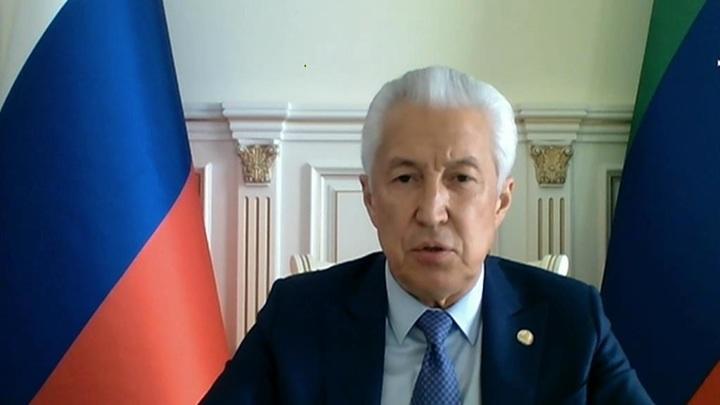 Глава Дагестана просит дать правоохранителям дополнительные права