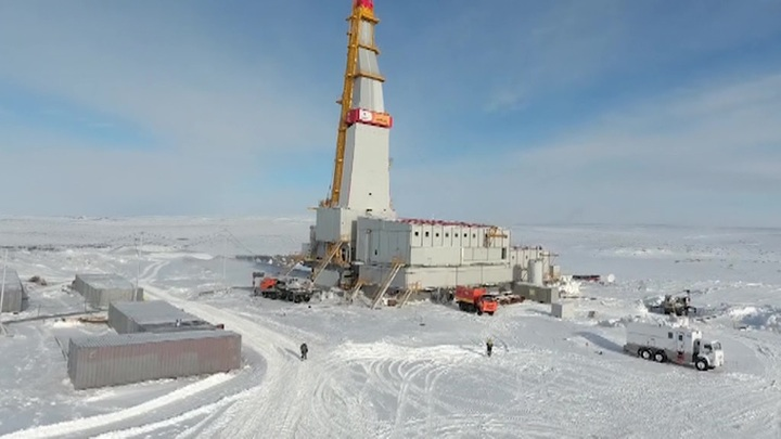 Северная нефть. Специальный репортаж Александра Лукьянова