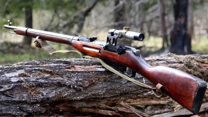 Трехлинейная винтовка /https://pikinform.ru//