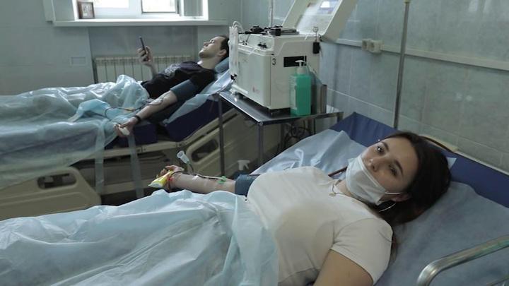 COVID-19: истории исцеления. Специальный репортаж Дарьи Ганиевой