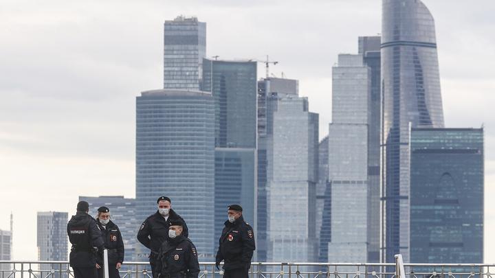 Из-за COVID-19 в Москве запретили акции 21 апреля и 1 мая