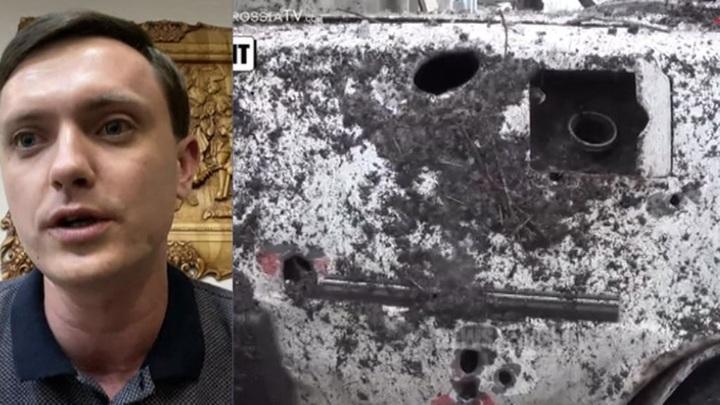 ВСУ снова обстреливают Донбасс