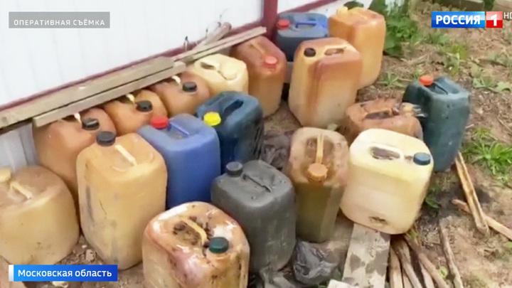 Задержаны мошенники, похитившие 17 тонн авиационного керосина
