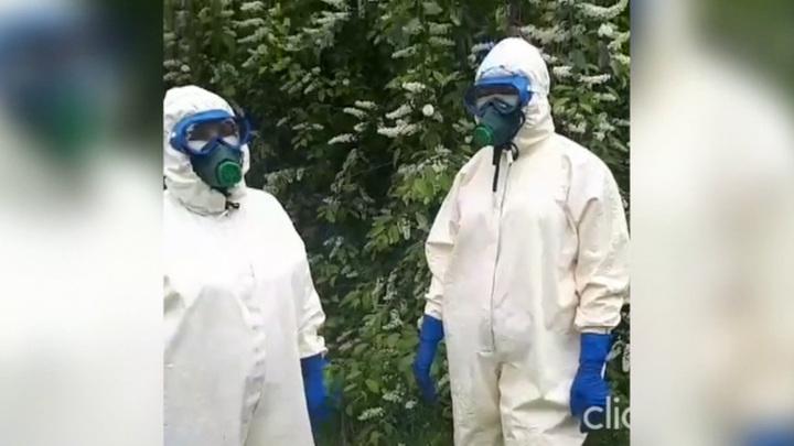 Агрессия к врачам и медсестрам: в Бурятии иностранец устроил дебош в обсерваторе