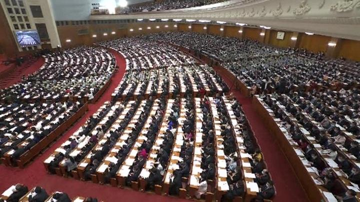 В Пекине начала работу сессия Всекитайского собрания народных представителей