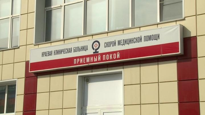 Барнаульская больница скорой помощи стала очагом COVID-19