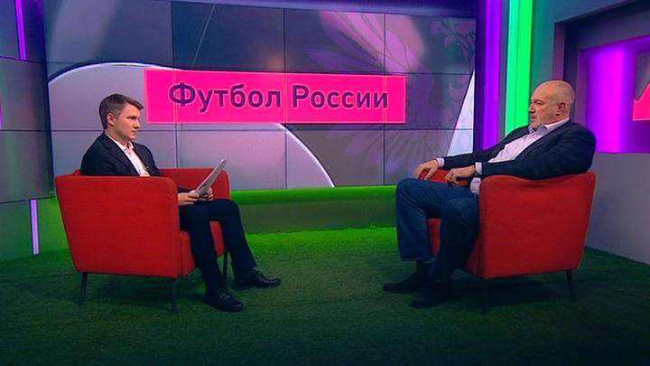 Футбол России. Василий Кикнадзе