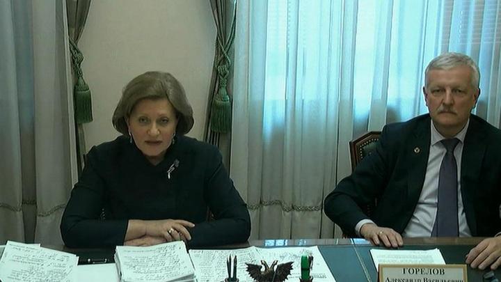 Попова: коэффициент распространения новой инфекции значительно снизился