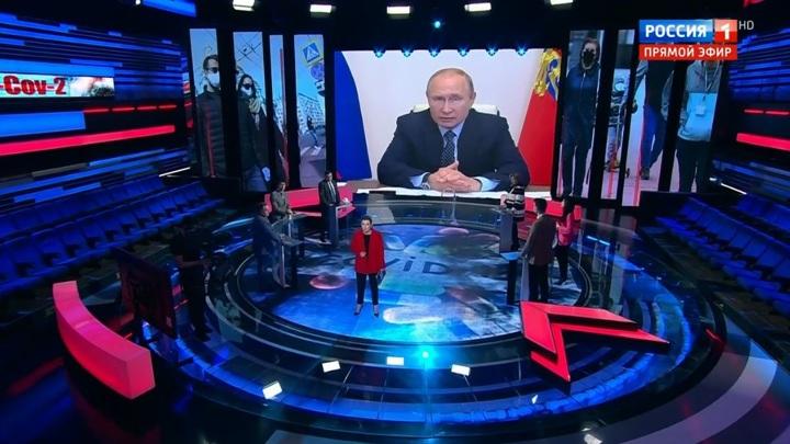 60 минут. Россия вышла на плато распространения коронавируса