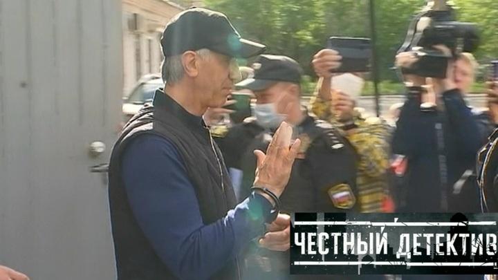 Эксклюзивные кадры и подробности дела Анатолия Быкова