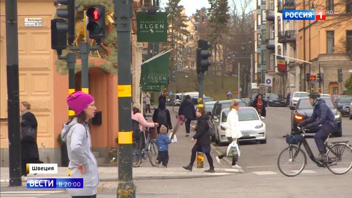 Максимальная смертность на континенте: Швеция может стать изгоем в Европе