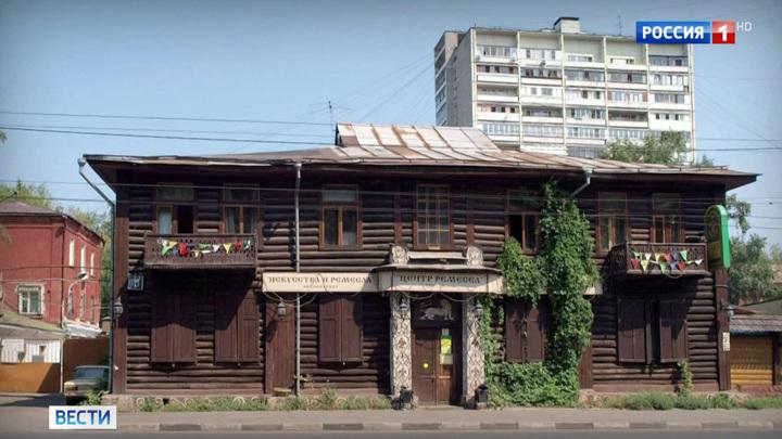 Москвичи просят присвоить избе на Масловке охранный статус