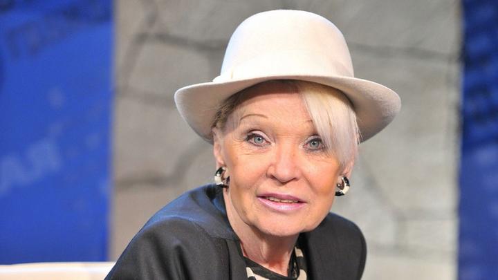 Актриса Светлана Светличная попала в больницу