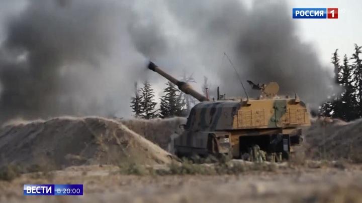 Раскрыта турецкая схема вербовки и снабжения боевиков