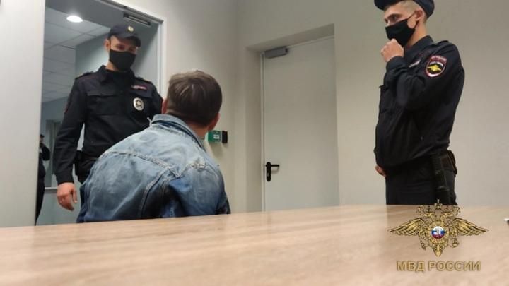 Житель Подмосковья задержан за пьяный авиадебош в Крыму