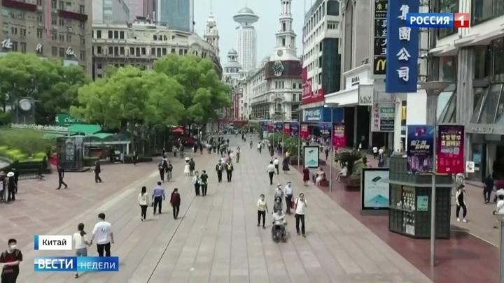 Вместо американского наступает азиатский век