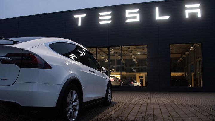 Китай считает электрокары Tesla угрозой национальной безопасности